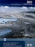 Working Group I Report:Climate Change 2013: The Physical Science Basis