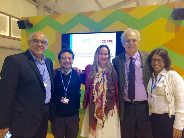 Side Event COP22 \